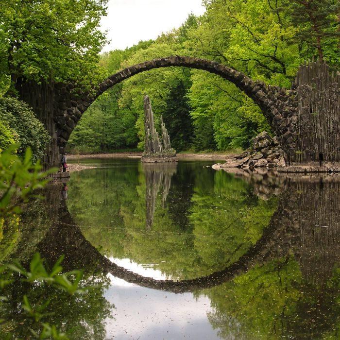 Puente del diablo en alemania