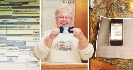 Cover Ancianitos que no se llevan bien con la tecnología