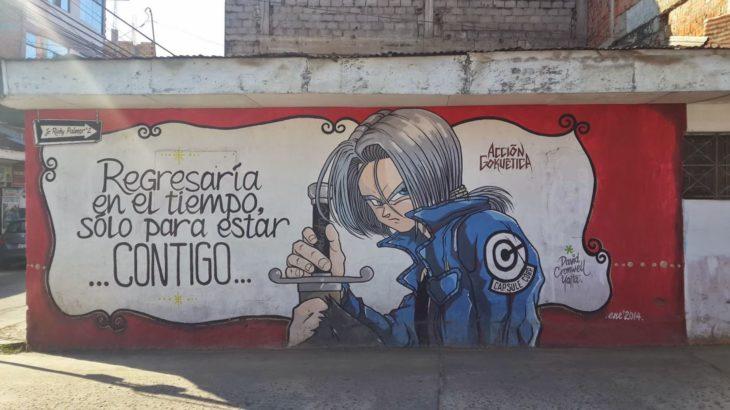 animé acción poetica muros creativos