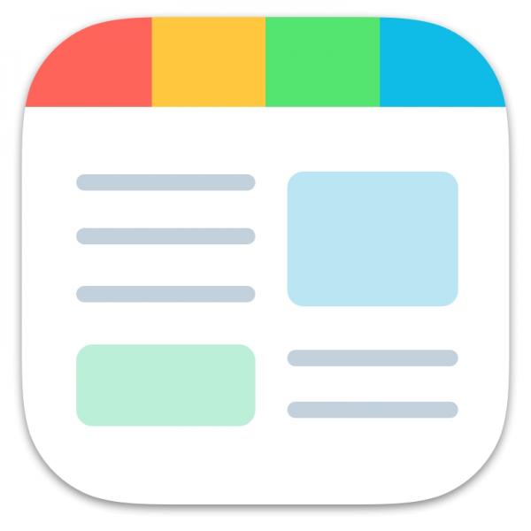 smart news app logo