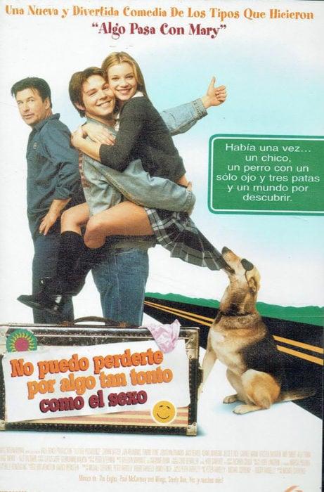 póster de la película No puedo perderte por algo tan tonto como el sexo