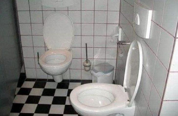 baños juntos