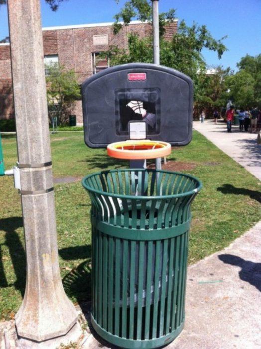 canasta-bote de basura