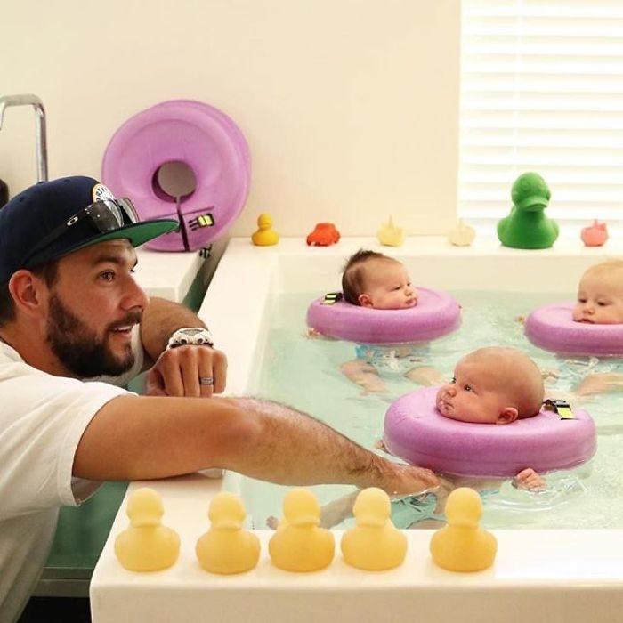 spa para bebés