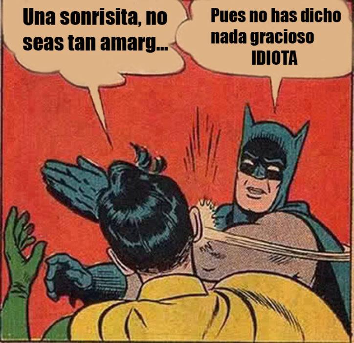 batman y robin meme