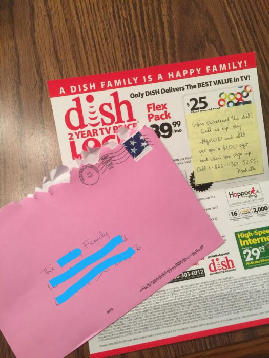 carta rosa mal abierta
