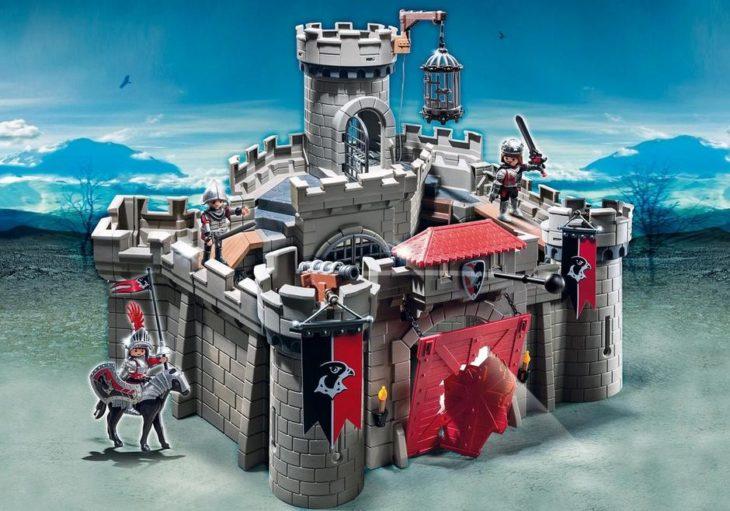Castillo de juguete Playmobil
