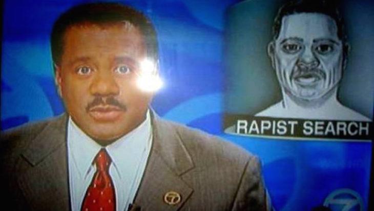 se busca violador