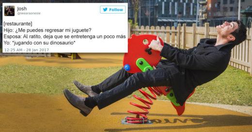 Cover 15 Tuits demuestran que los ESPOSOS son PEOR que los niños