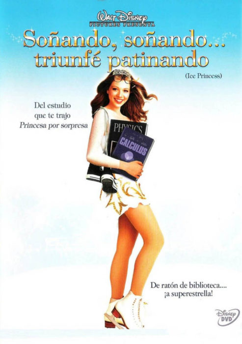 póster de la película Soñando, soñando... Truiunfé patinando