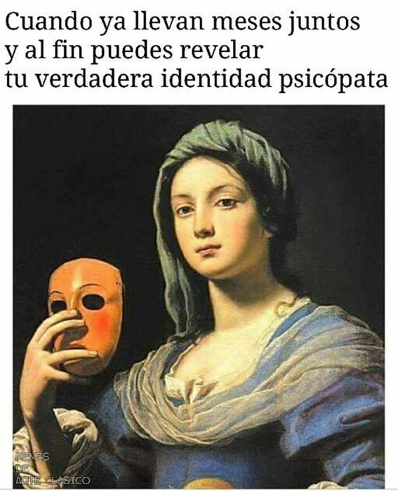 memem identidad psicópata