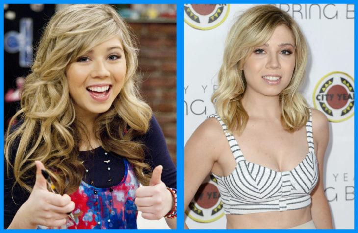jannette mccurdy antes y después