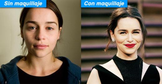 Cover guapas celebridades que no necesitan maquillaje