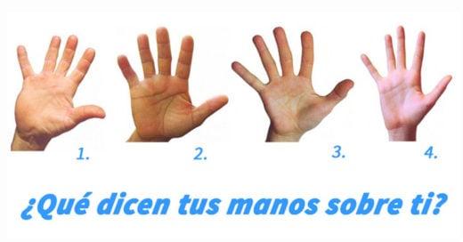 Cover Tus manos reflejan tu personalidad