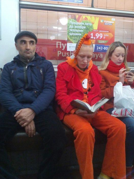 metro rusia cabellos