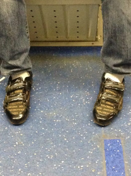 metro rusia zapatos