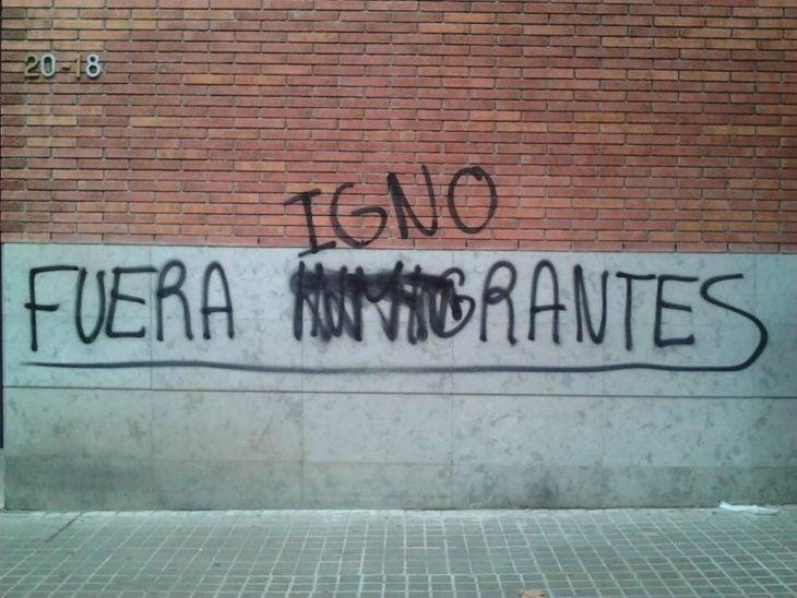 inmigrantes acción poetica muros creativos