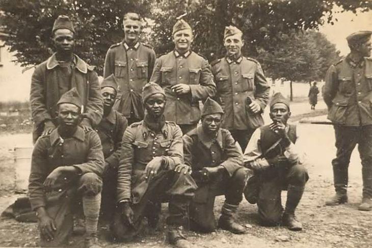 nazis negros