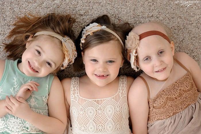 niñas cancer 5