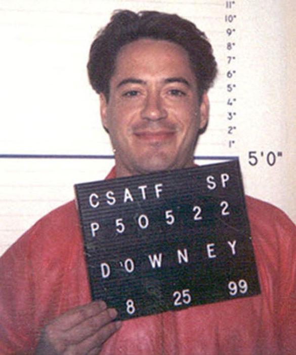 presos famosos robert downey
