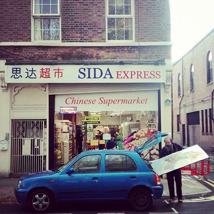 tienda china llamada sida