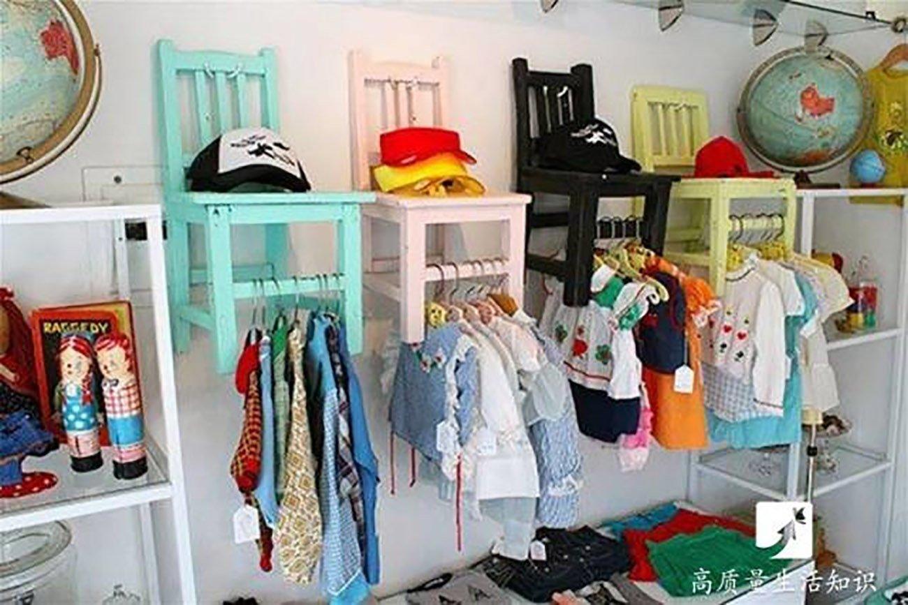 11 ideas baratas para tener el armario que siempre so aste for Closet con escalera