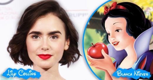 Cover 17 celebridades que lucen igual que los personajes de Disney