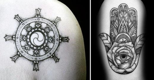 Cover Libera tu espíritu con 7 tipos de tatuajes