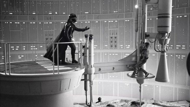 detrás de escenas de star wars yo soy tu padre