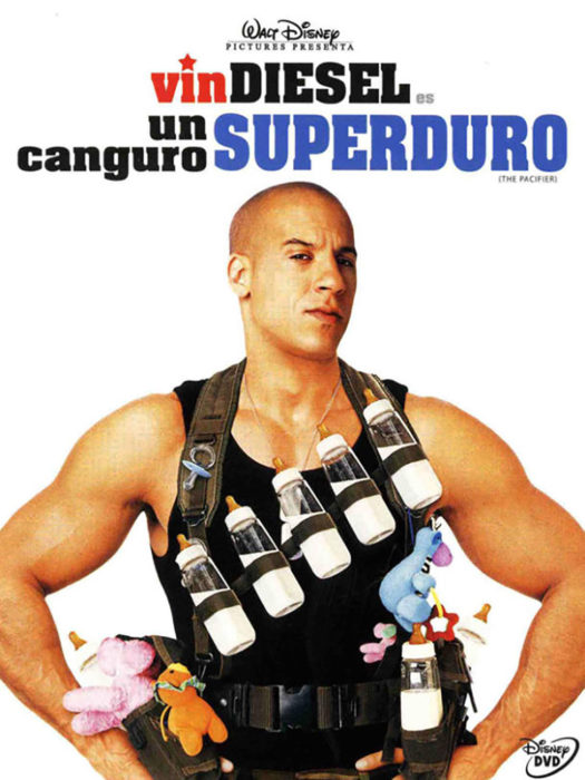 póster de la película Un canguro superduro