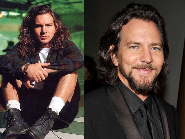 Eddie Vedder de Pearl Jam.