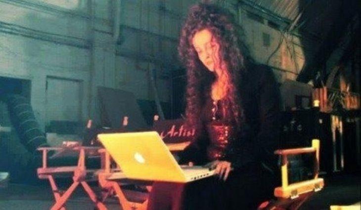 bellatrix en una computadora