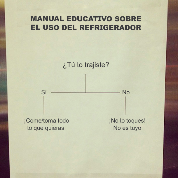manual educativo uso refrigerador