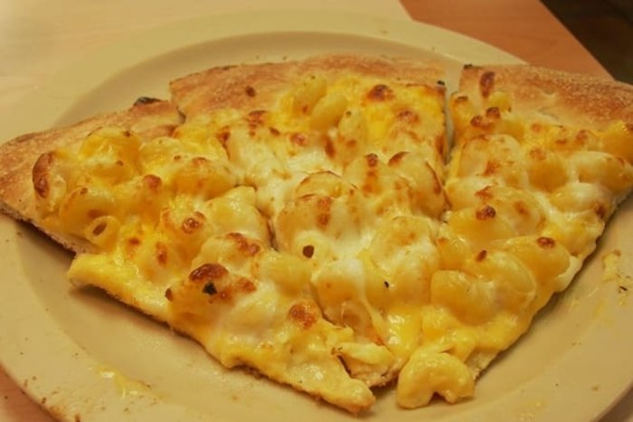15 pizzas locas macarrones