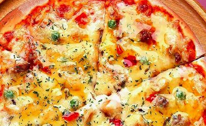 15 pizzas locas naanza