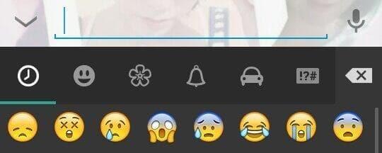 emojis más utilizados