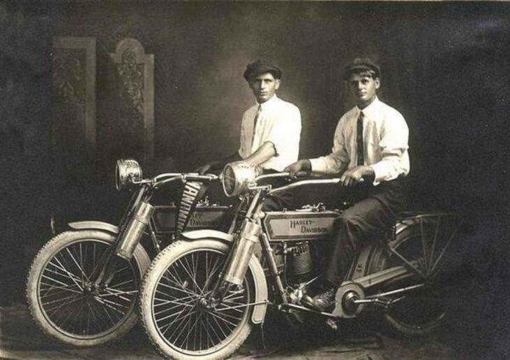 motocicletas harley-davidson