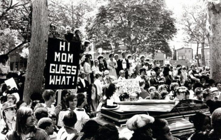 marcha de orgullo gay en estados unidos