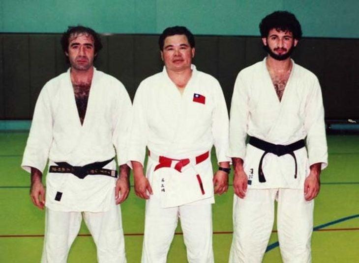 osama bin laden clases de judo