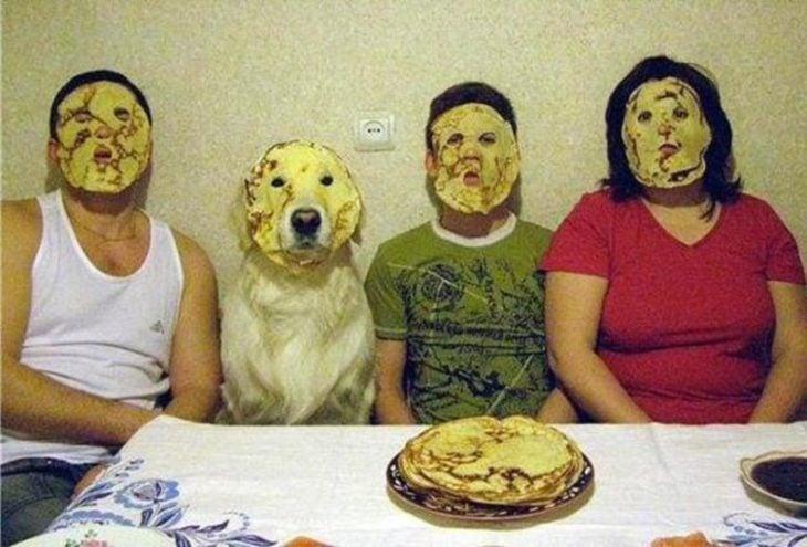 la familia tortilla