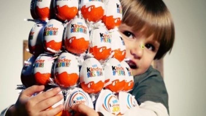 Huevo Kidner sorpresa 11