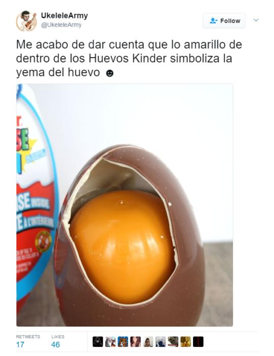 Huevo Kinder 1