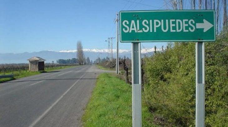 Lugares con nombres graciosos - salsipuedes