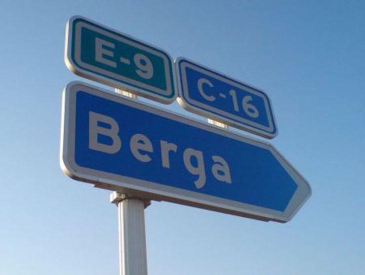 Lugares con nombres graciosos - berga