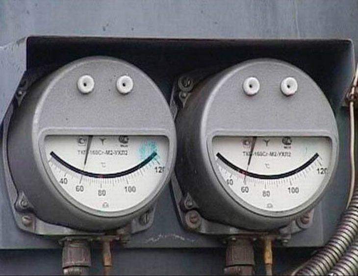 medidores de luz