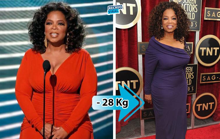Productos para bajar de peso famosos que