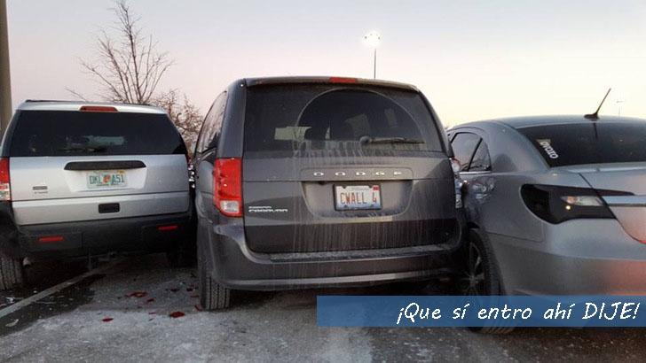 Parking fail 3