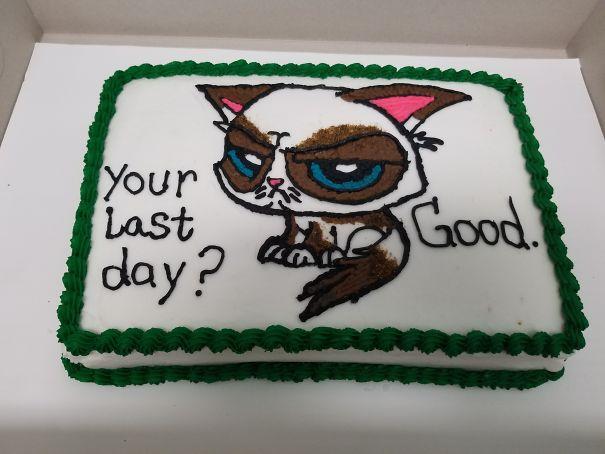 tu último día qué bueno