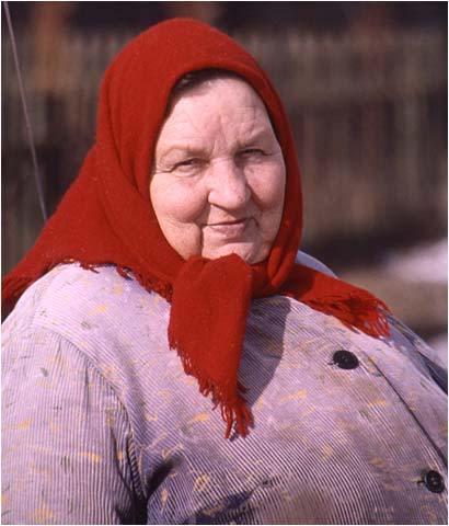 señora rusa
