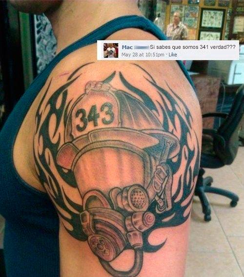 Fails tatuajes - 343 o 341